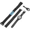 Garmin fenix 5 GPS Multisportuhr Performer Bundle / Premium HRM-Tri Brustgurt grey